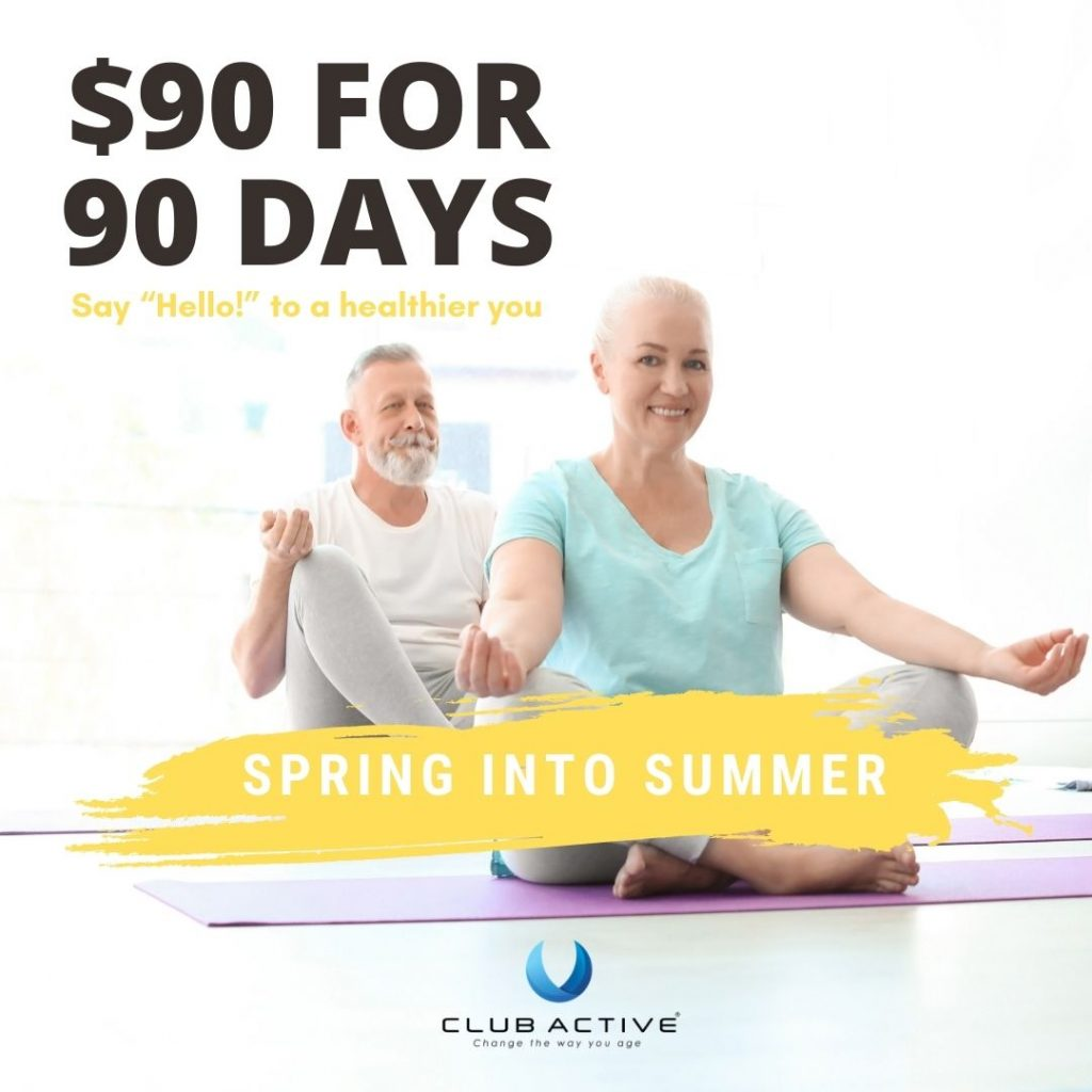 90-for-90-sale club active gym membership sale