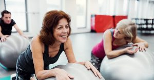 How exercise can reduce feelings of loneliness and isolation