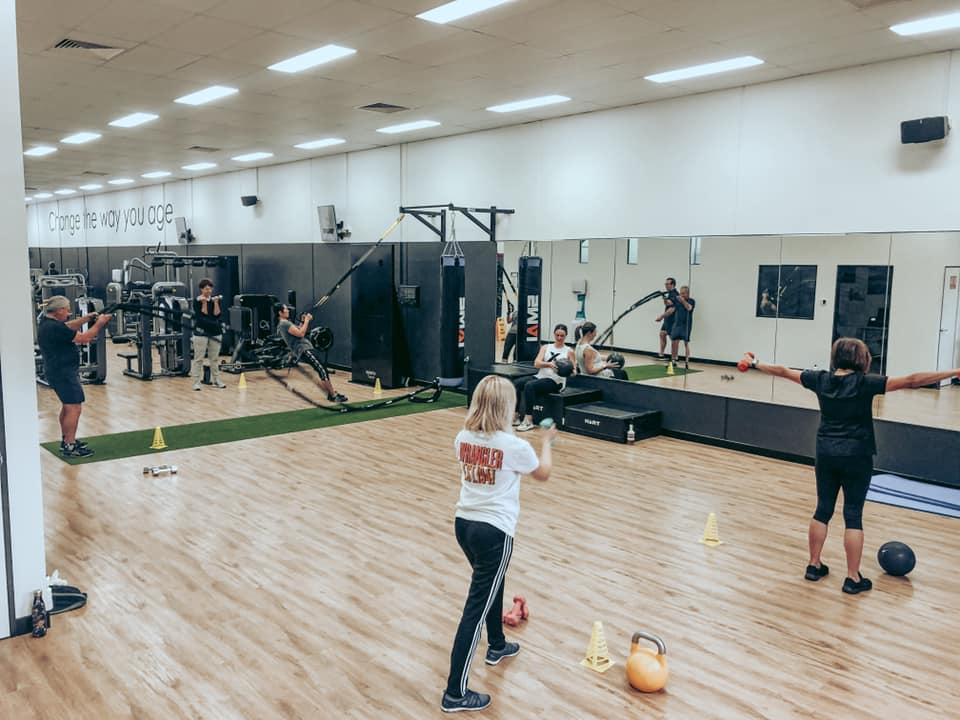 Club Active Burleigh Group Fitness Class