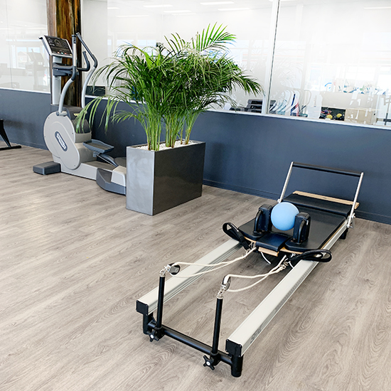 Club Active Tweed Equipment Reformer Pilates