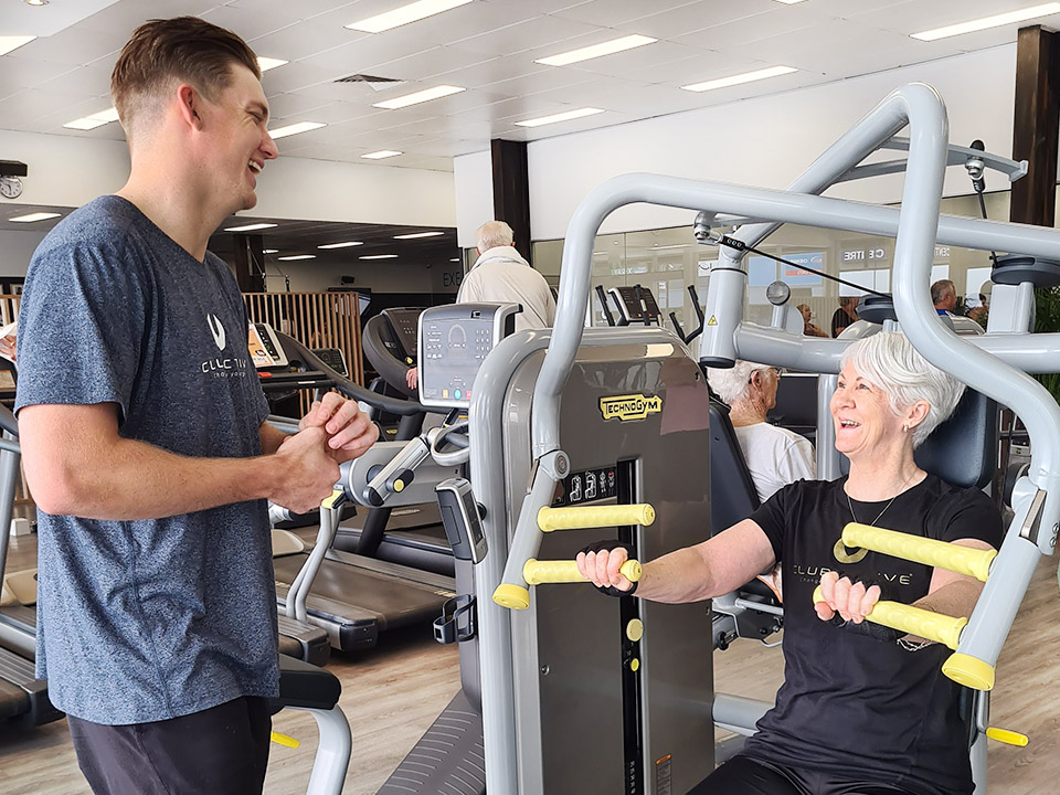 Club Active Accredited Exercise Physiologist and member