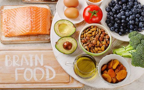 Good food for a good mood - what foods boost your mood and better manage mental illness