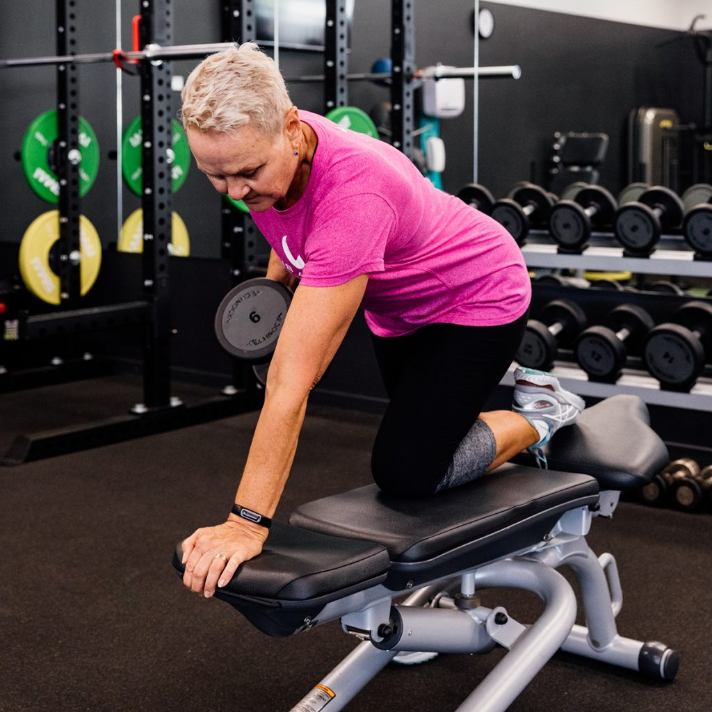 Club Active Gym Members Over 50s Health and Fitness