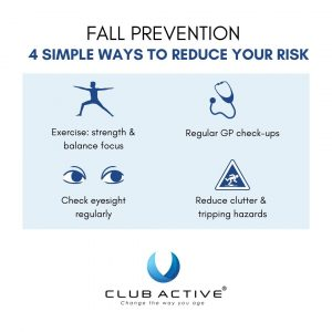Fall Prevention – Reduce Your Risk With These Evidence-based Exercise Tips