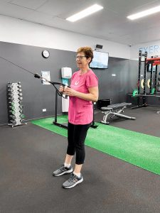 How exercise can assist with managing the unique symptoms of Parkinson's disease