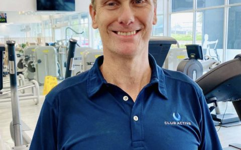 Meet Club Active Allied Health Clinic Coordinator, Bruce Carmichael